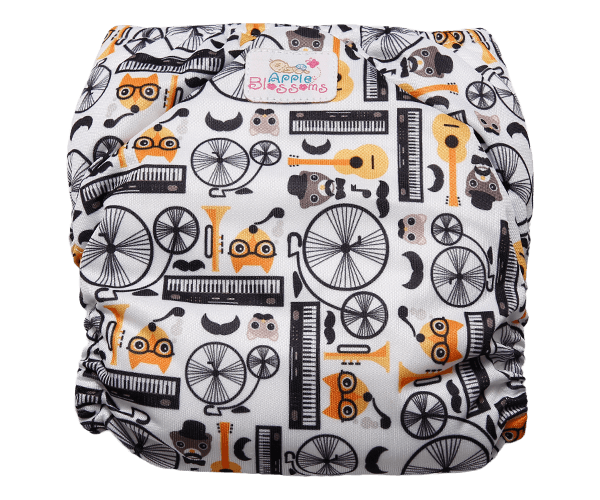 Buy Baby Nappies online, Cloth Diapers Online in India
